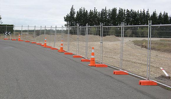 civil-works-temp-fencing