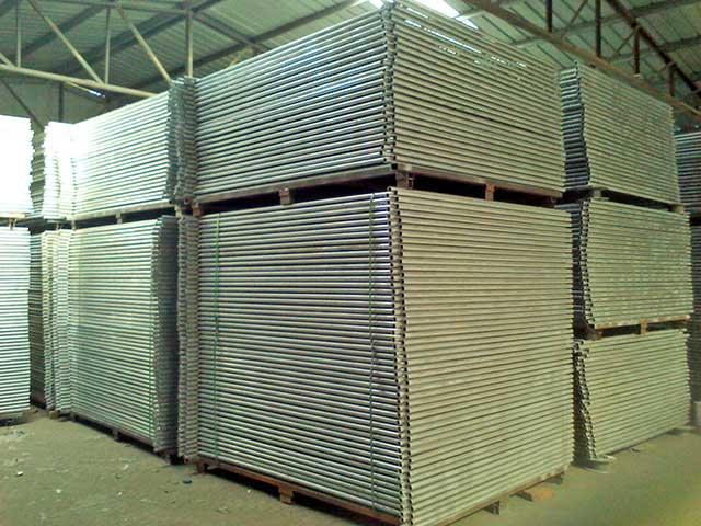 MCG Temporary Fence Panels - Peformance Panels